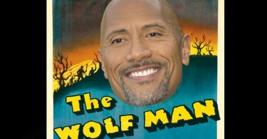 Dwayne Johnson The Wolf Man