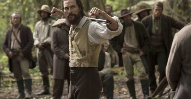 Matthew McConaughey Free State of Jones