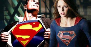 Melissa Benoist Supergirl Superman
