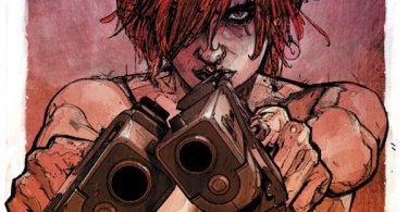 Scarlet First Issue Icon Comics