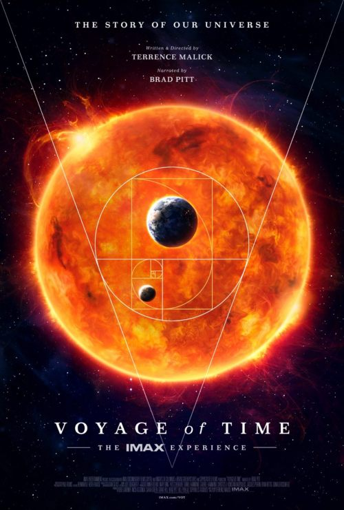 Voyage of Time Movie Poster