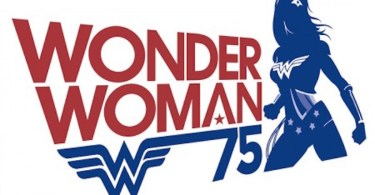 Wonder Woman 75th Anniversary Logo