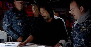 Adam Baldwin Eric Dane Hiroyuki Sanada In The Dark The Last Ship