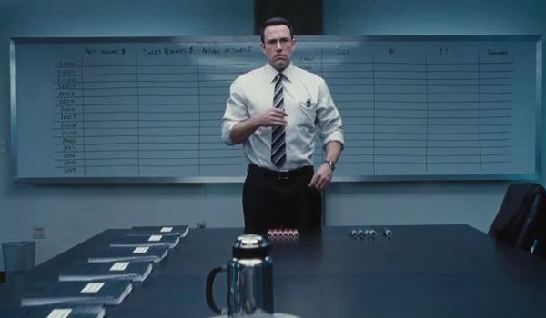 Ben Affleck The Accountant
