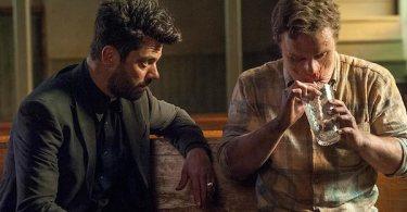 Dominic Cooper Ian Colleti El Valero Preacher