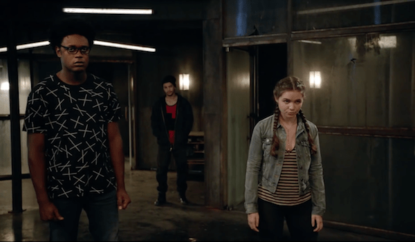 Echo Vellum Rick Gonzalez Madison McLaughlin Arrow Season Five Trailer
