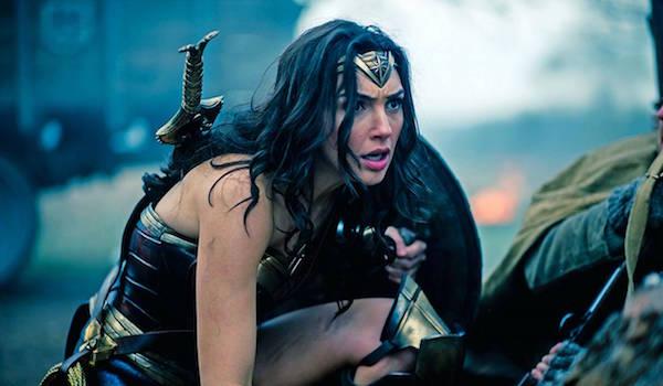 Gal Gadot Wonder Woman Empire Photo