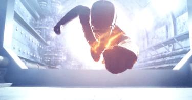 Grant Gustin The Flash Season Three Trailer