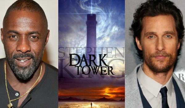 Idris Elba Matthew McConaughey The Dark Tower