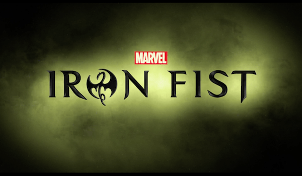 Iron Fist Trailer Logo
