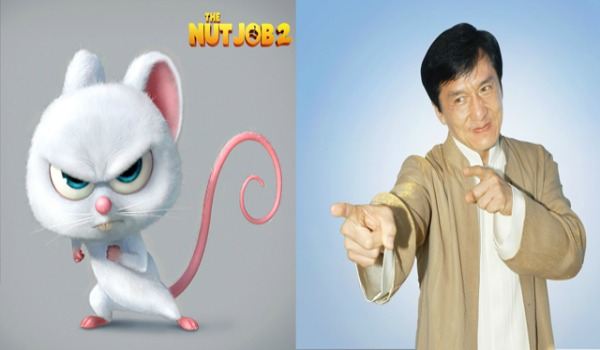 Jackie Chan The Nut Job 2