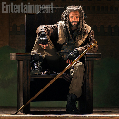 Khary Payton King Ezekiel The Walking Dead