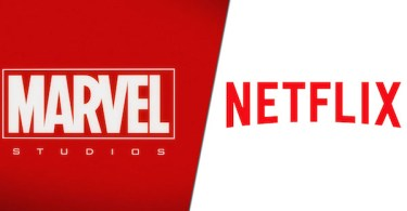 Marvel Studios Netflix Logos