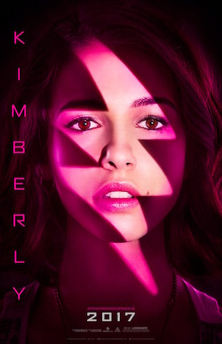 Naomi Scott Kimberly Power Rangers Poster