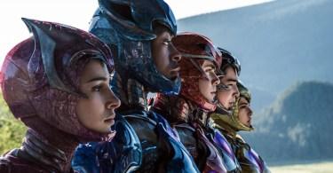 Naomi Scott RJ Cyler Dacre Montgomery Ludi Lin Becky Gomez Unmasked Power Rangers
