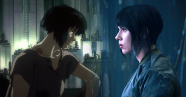 Scarlett Johansson Ghost in the Shell The Major