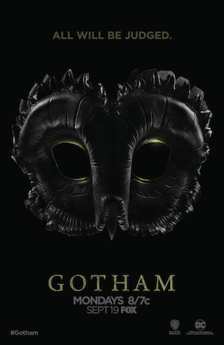 The Court of Owls Gotham Season Three Poster