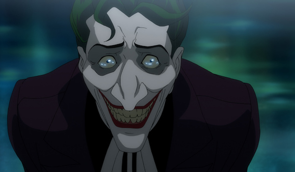 The Joker Batman The Killing Joke