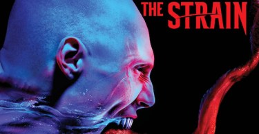 The Strain TV Show Banner