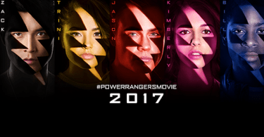 Zack Trini Jason Kimberly Billy Power Rangers Poster
