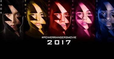 Zack Trini Jason Kimberly Billy Power Rangers Poster