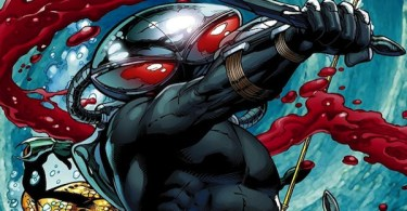 Black Manta Aquaman Comic