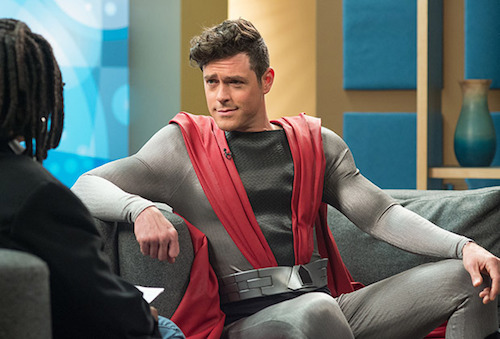 Brendan Hines The Tick