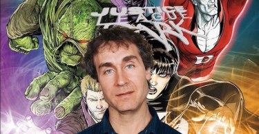 Doug Liman Justice League Dark Comic Book