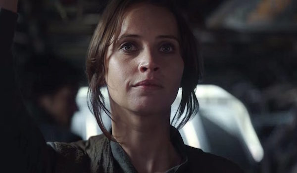Felicity Jones Rogue One A Star Wars Story