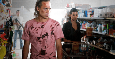 Frank Dillane Danay Garcia Fear the Walking Dead Los Muertos