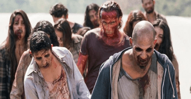 Frank Dillane Fear the Walking Dead Grotesque