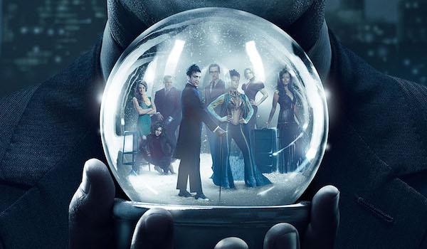 Gotham Mad City Poster Season Three