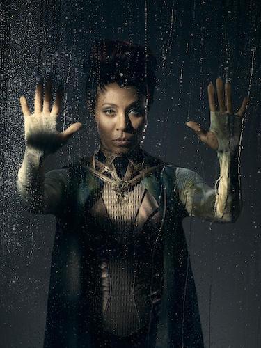 Jada Pinkett-Smith Gotham Season Three