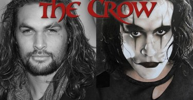 Jason Momoa Brandon Lee The Crow