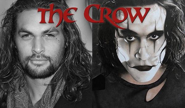 Jason Momoa Brandon Lee The Crow