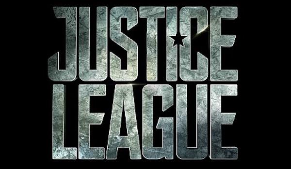 Justice League Metallic Logo