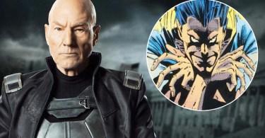 Legion X-Men Charles Xavier