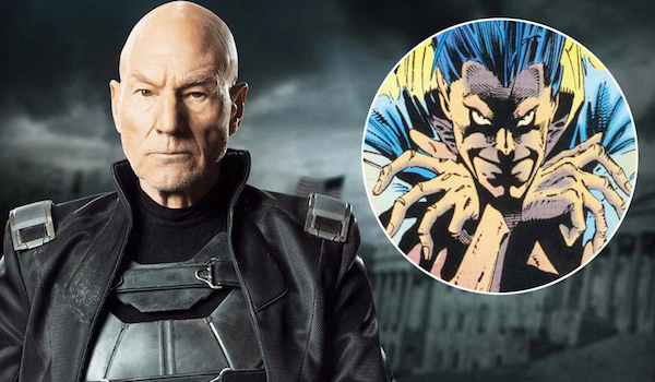 Legion X-Men Charles Xavier