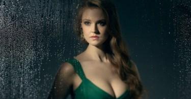Maggie Geha Poison Ivy Gotham