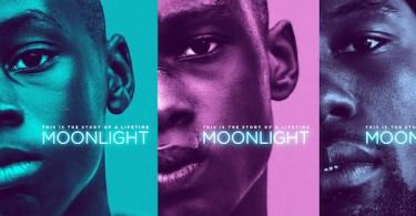 Moonlight Teaser Movie Posters