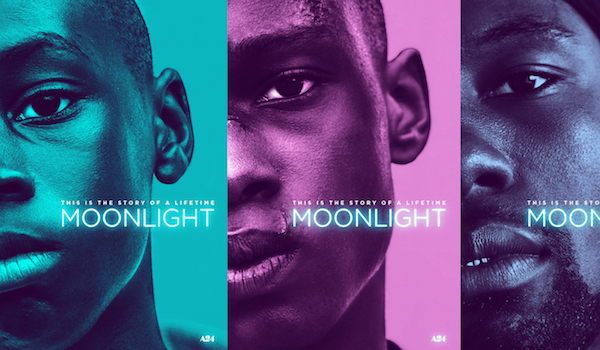 Moonlight Teaser Movie Posters