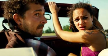 Sasha Lane Shia LaBeouf American Honey