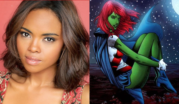 Sharon Leal Miss Martian