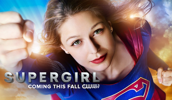 Supergirl Season 2 The CW TV Show Poster