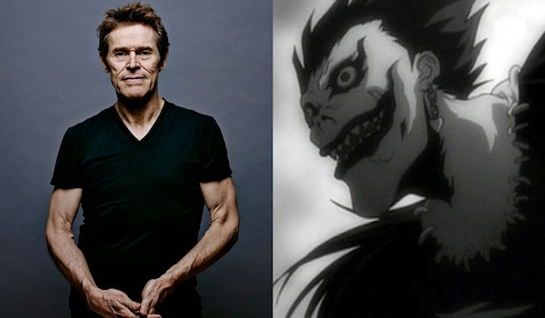 Death Note 2017 Willem Dafoe Joins As Ryuk Filmbook