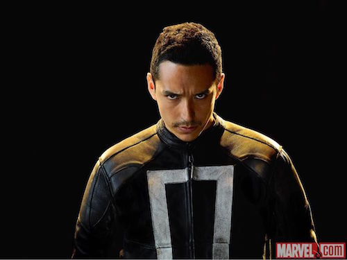Gabriel Luna Agents of SHIELD Season Four Photo