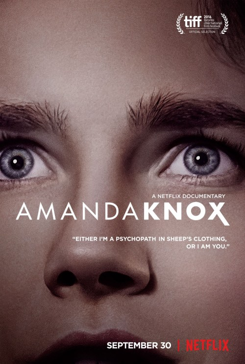 Amanda Know Movie Poster