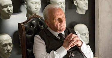 Anthony Hopkins Chair Heads Wall Westworld
