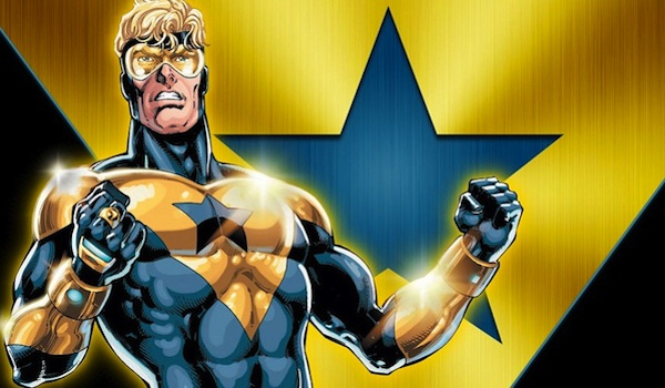 Booster Gold Comic