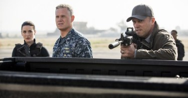 Bridget Reagan Eric Dane Adam Baldwin Don't Look Back The Last Ship